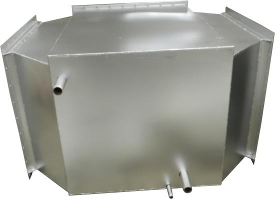 空气冷却器的原理与发展
